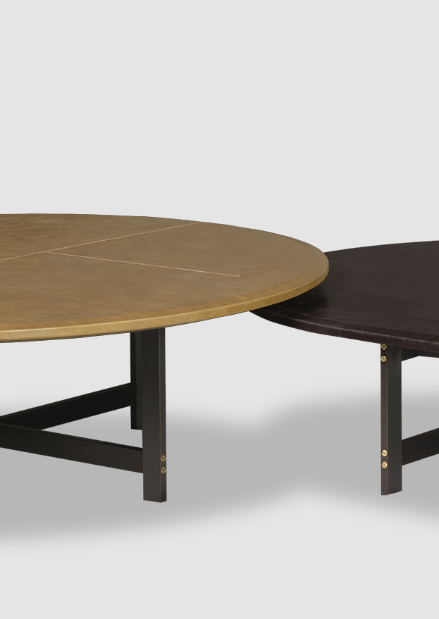 Placé Low Tables - for Baxter