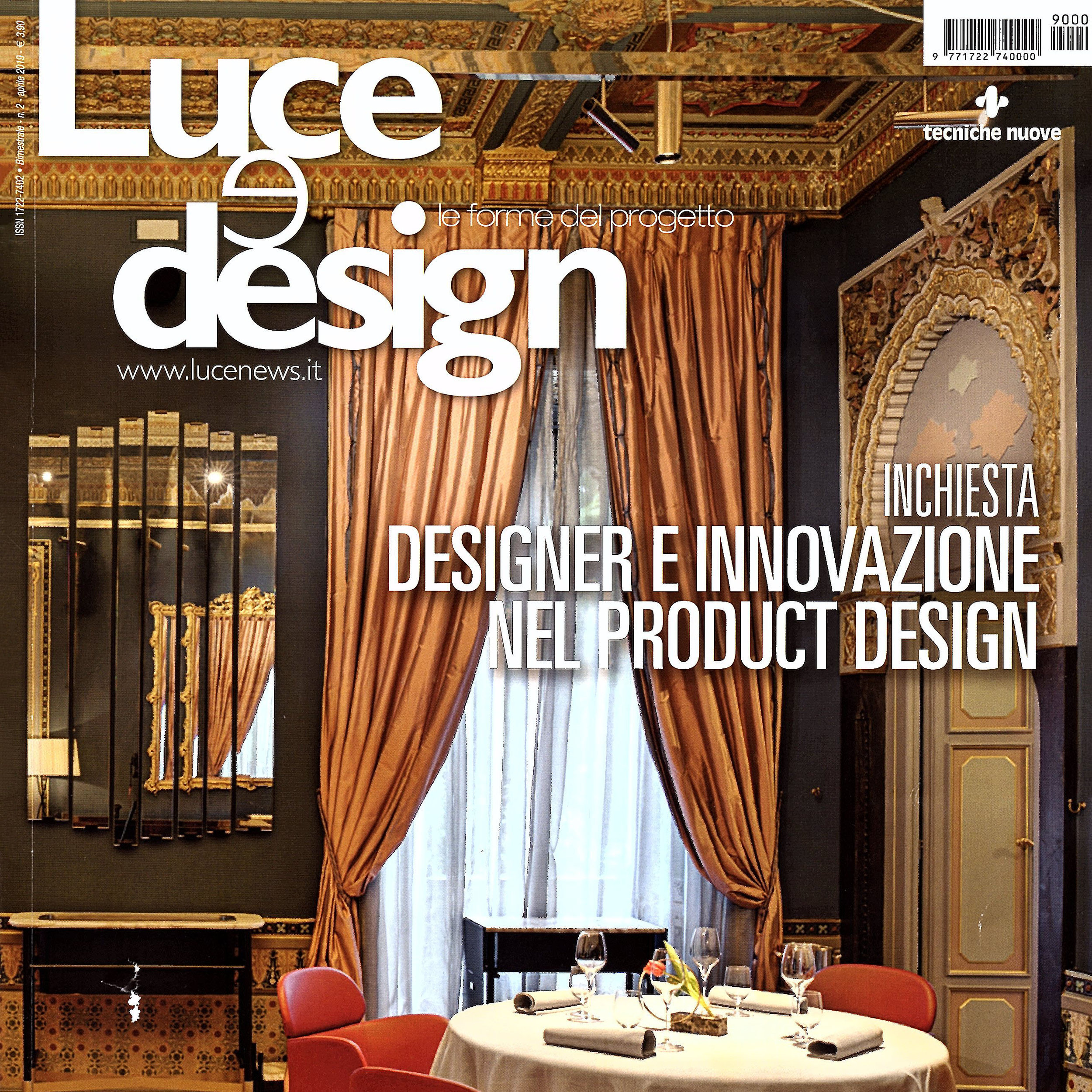 LUCE & DESIGN - March