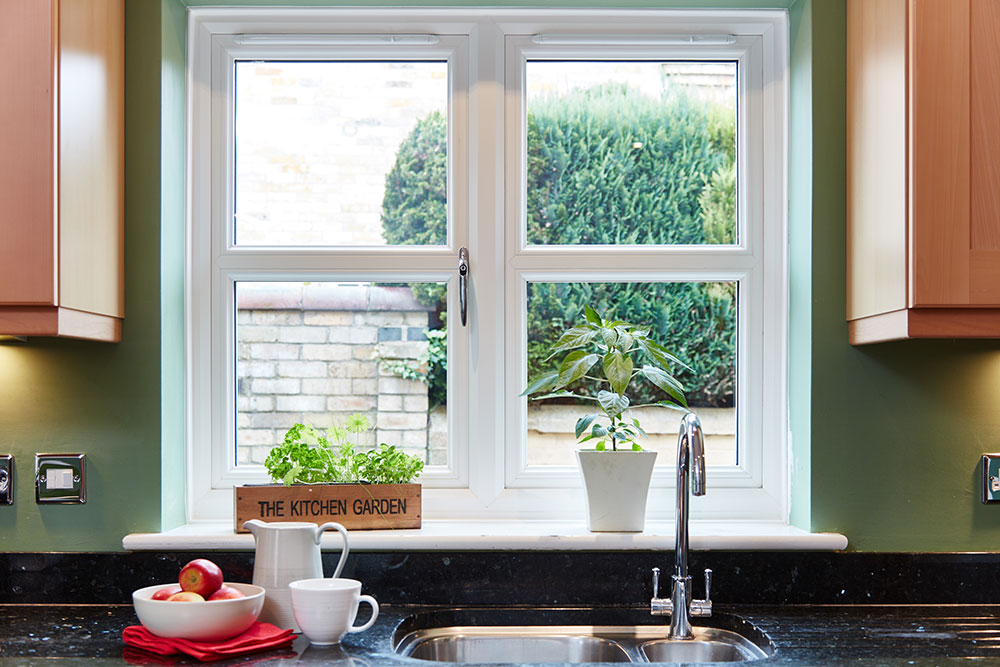 upvc cream casement window in the kitchen Dor3889.jpg