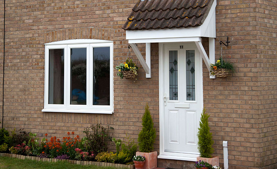 White uPVC Casement Window uPVC Front Door IMG_0373.jpg