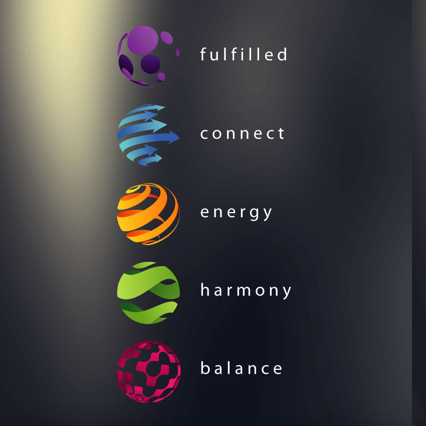Identifying words when balanced