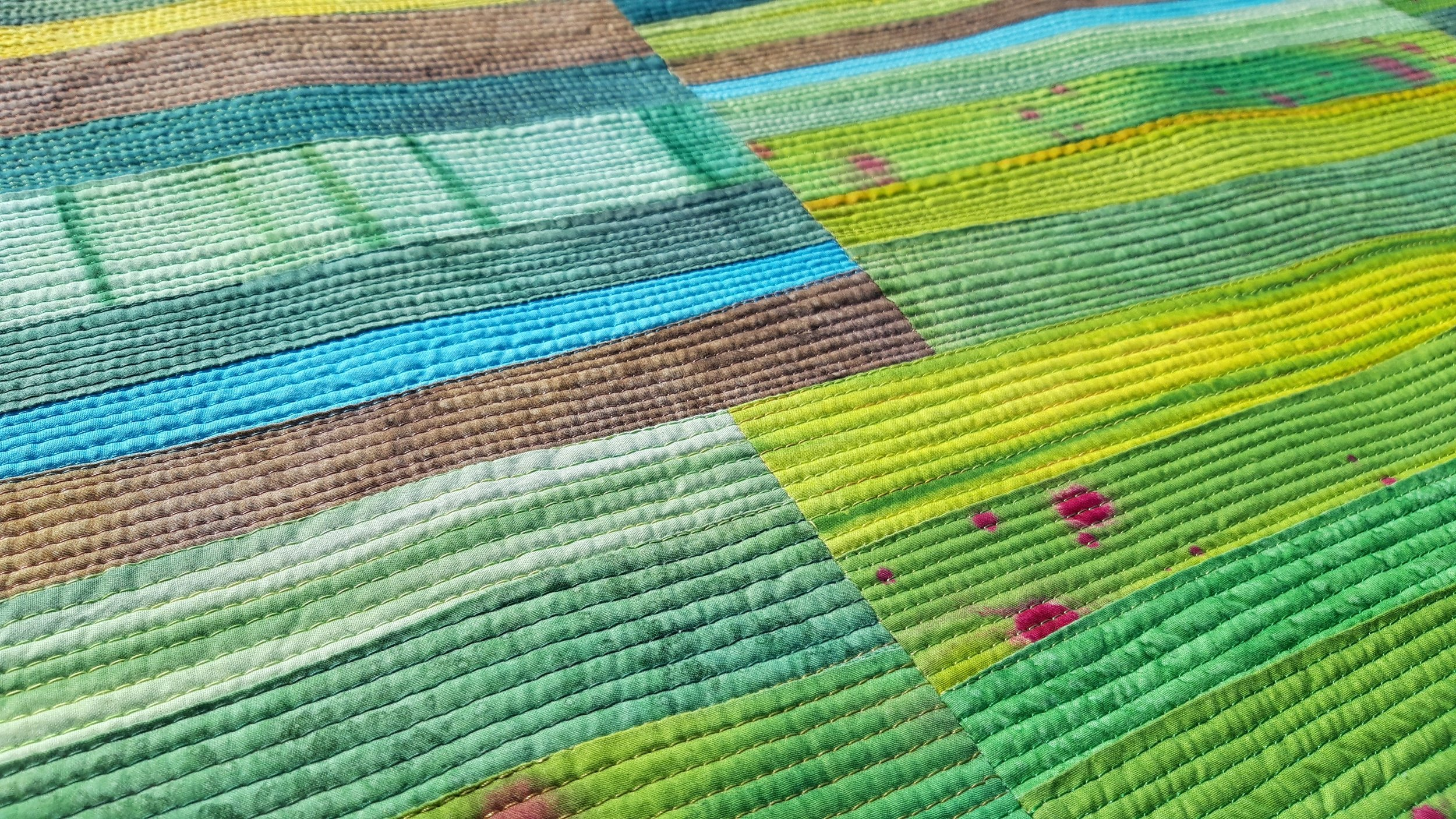 Two Day Workshops - Join me for a day of painting fabric followed by a day of quilting and stitching.DETAILS COMING SOON!