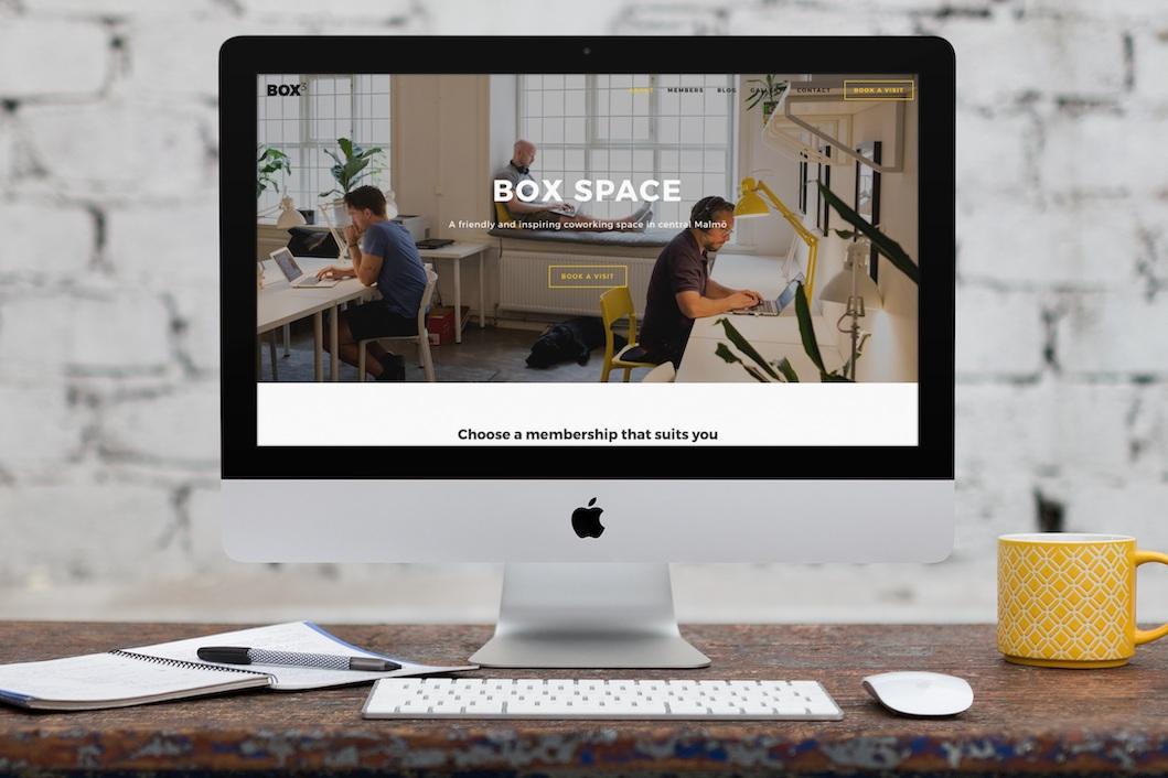 Website & social media -
