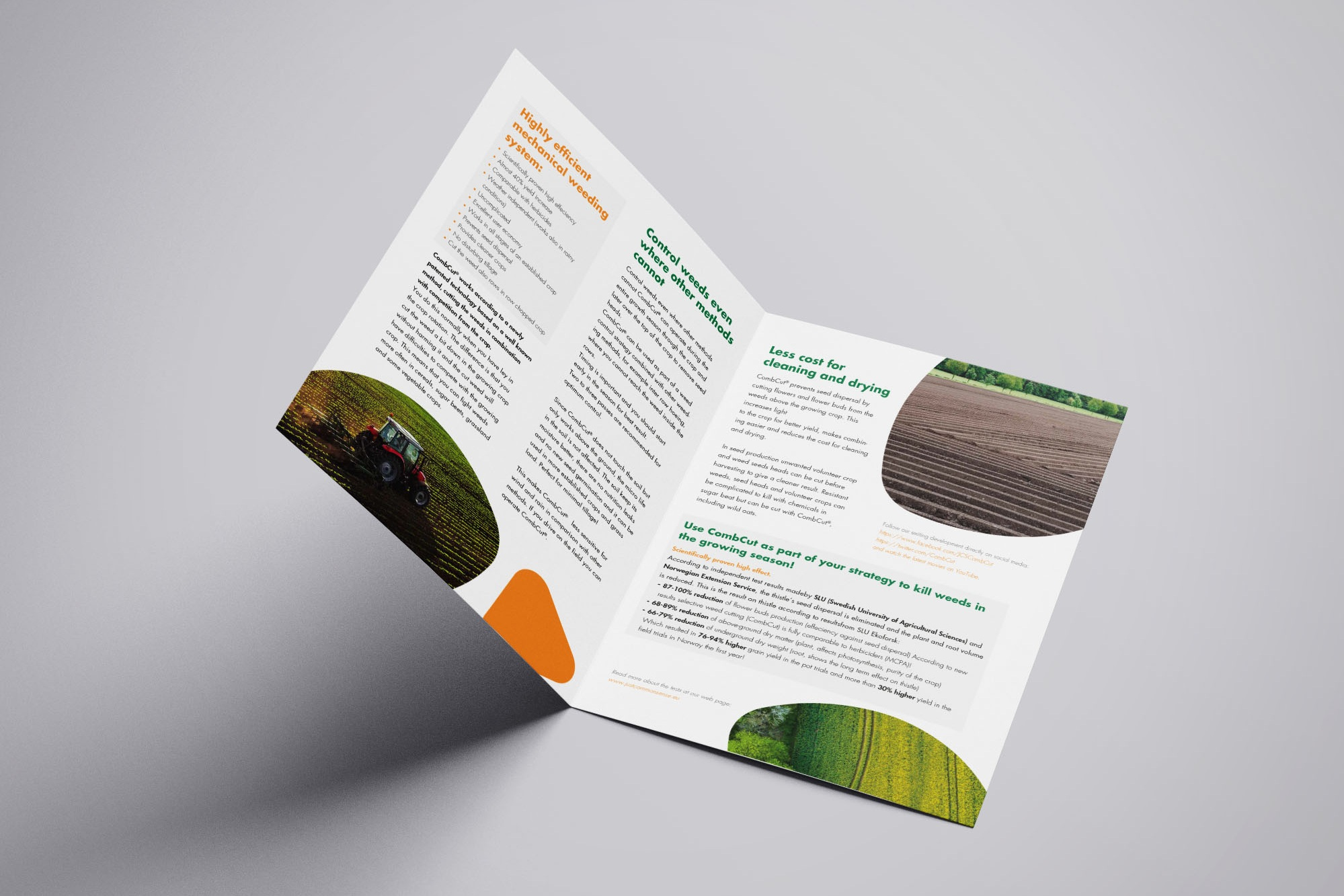 Product brochure -