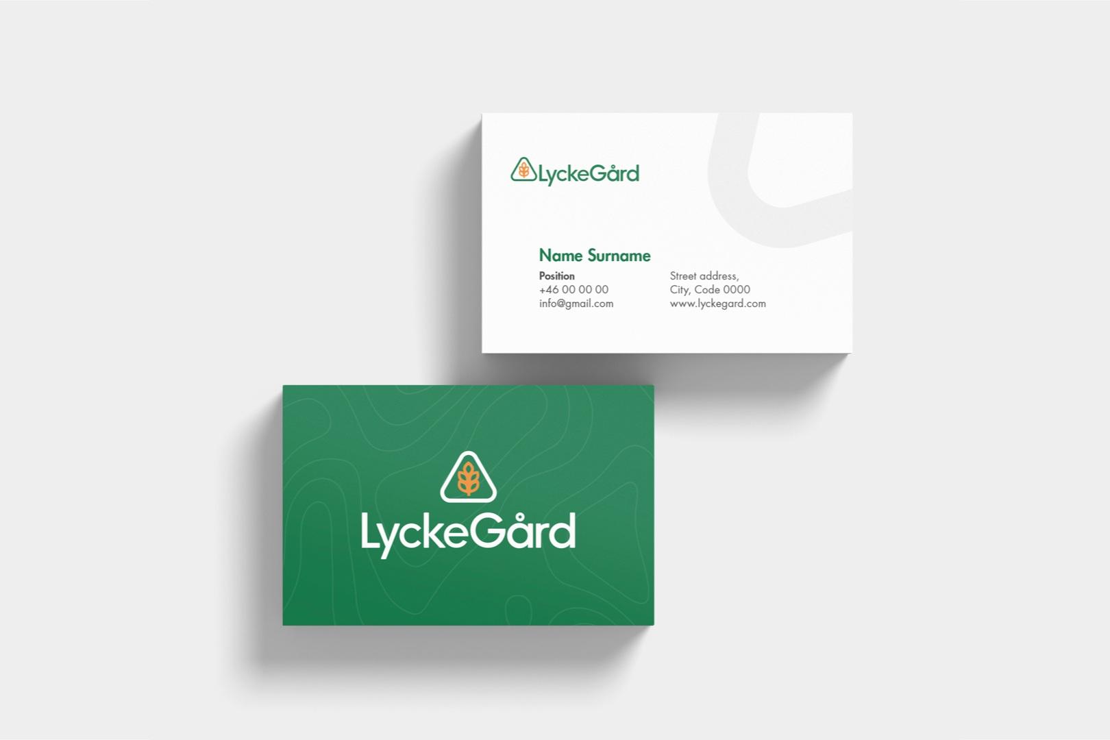 Logotype & visual identity -