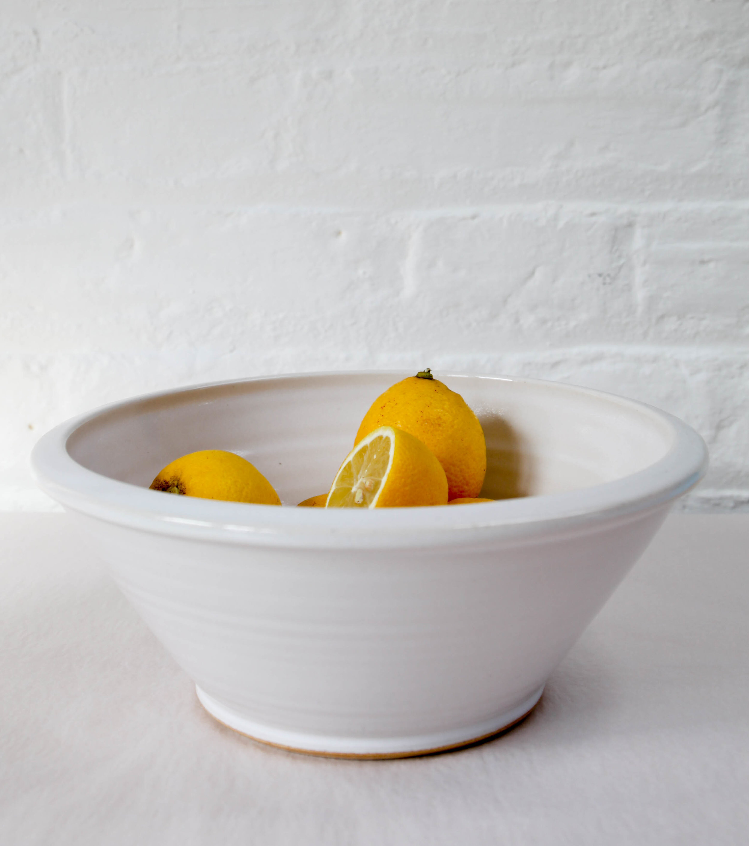 Small Ceramic Fruit Bowl