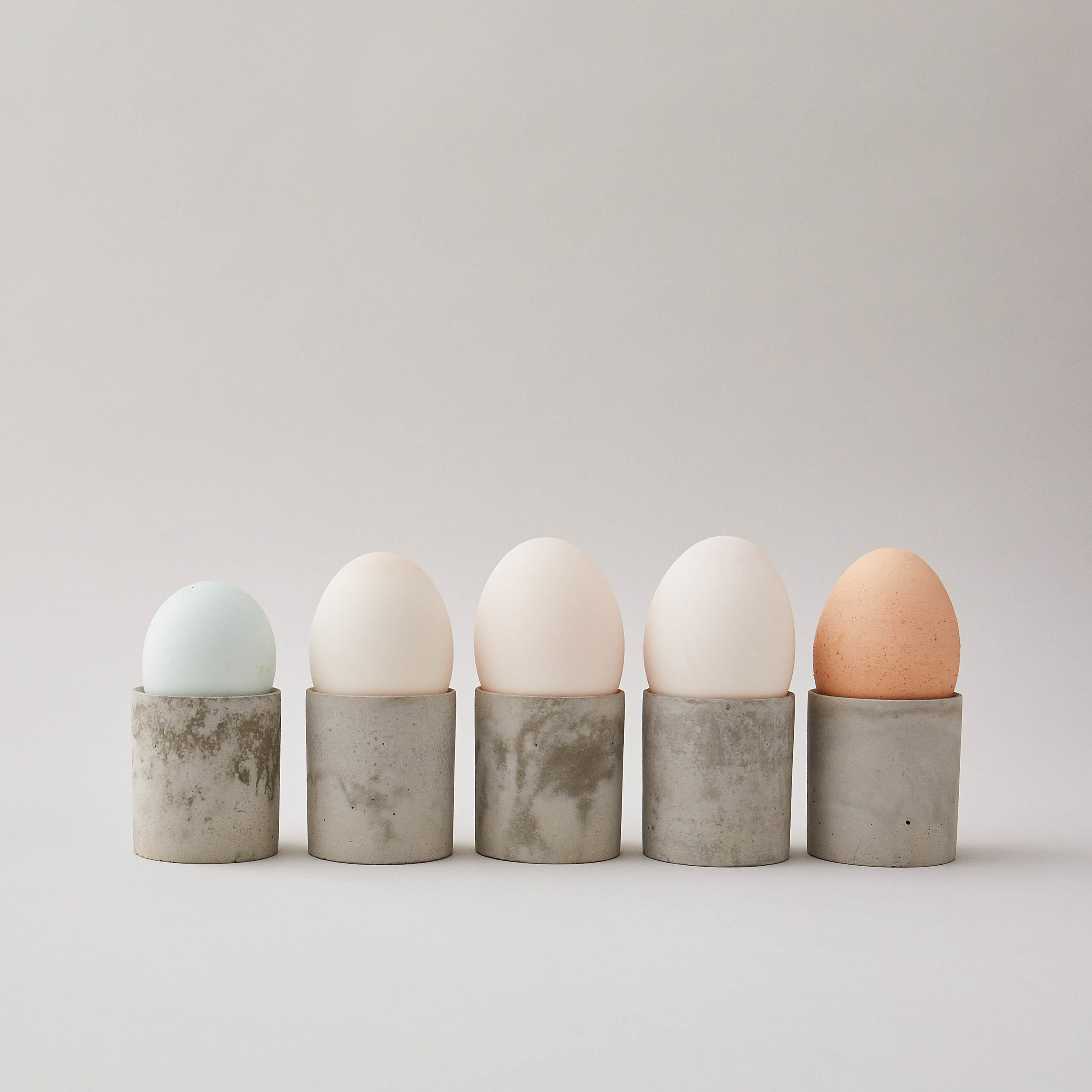 Get your eggs in a line…