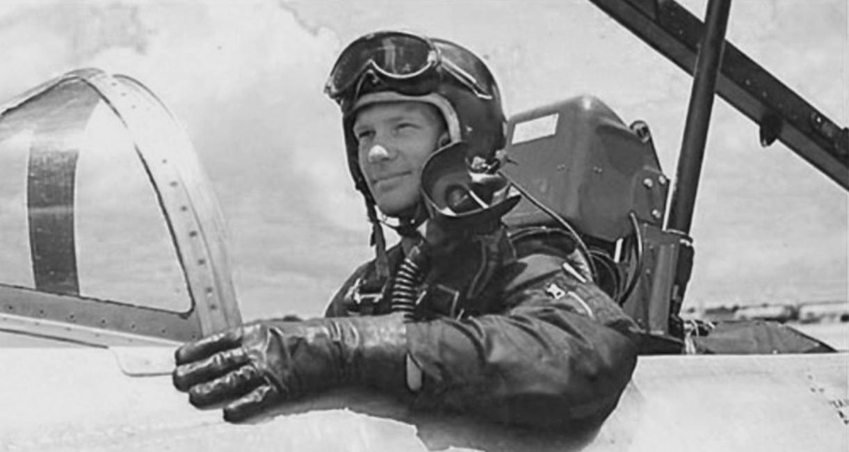 Colonel Buzz Aldrin