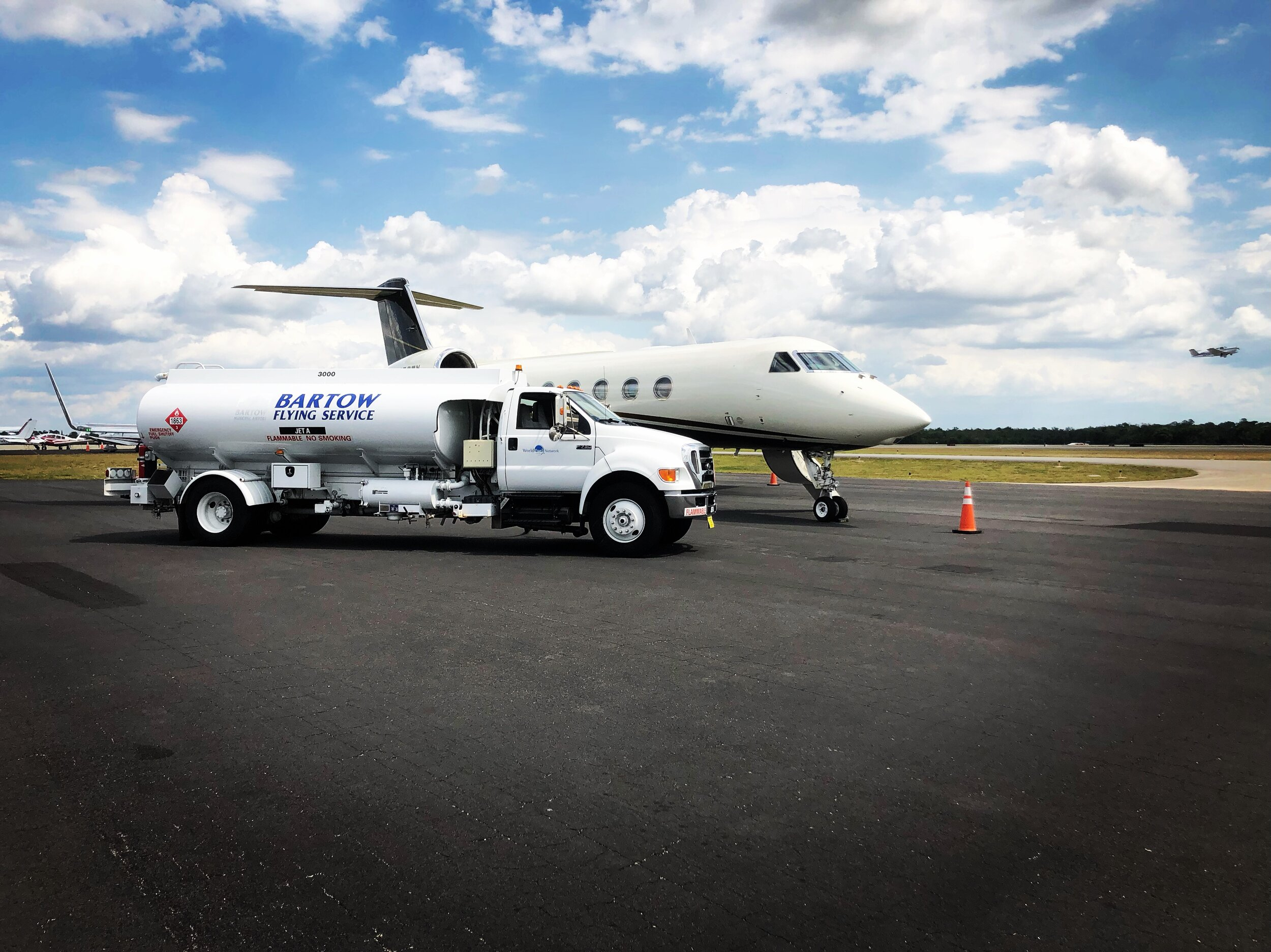Full Service Fueling -