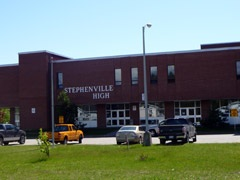 Stephenville High School
