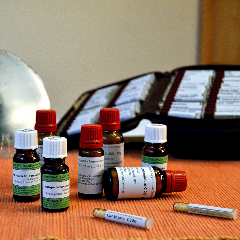 Synergetische Homöopathie