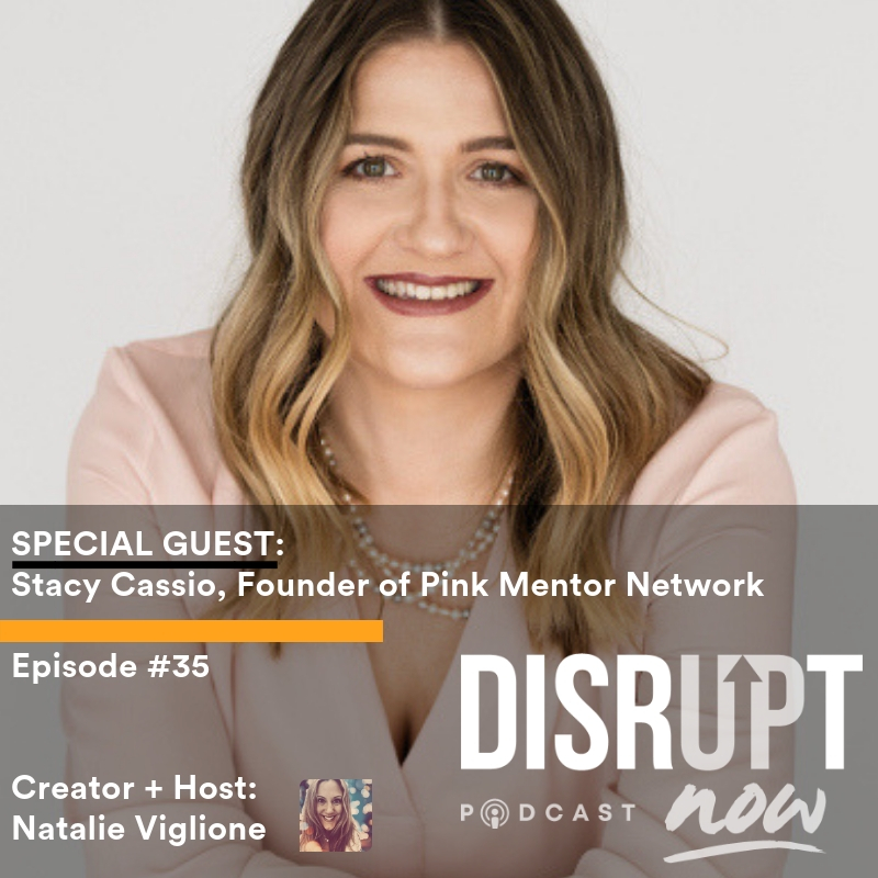 Disrupt Now Podcast with Guest Stacy Cassio Ep 35.jpg