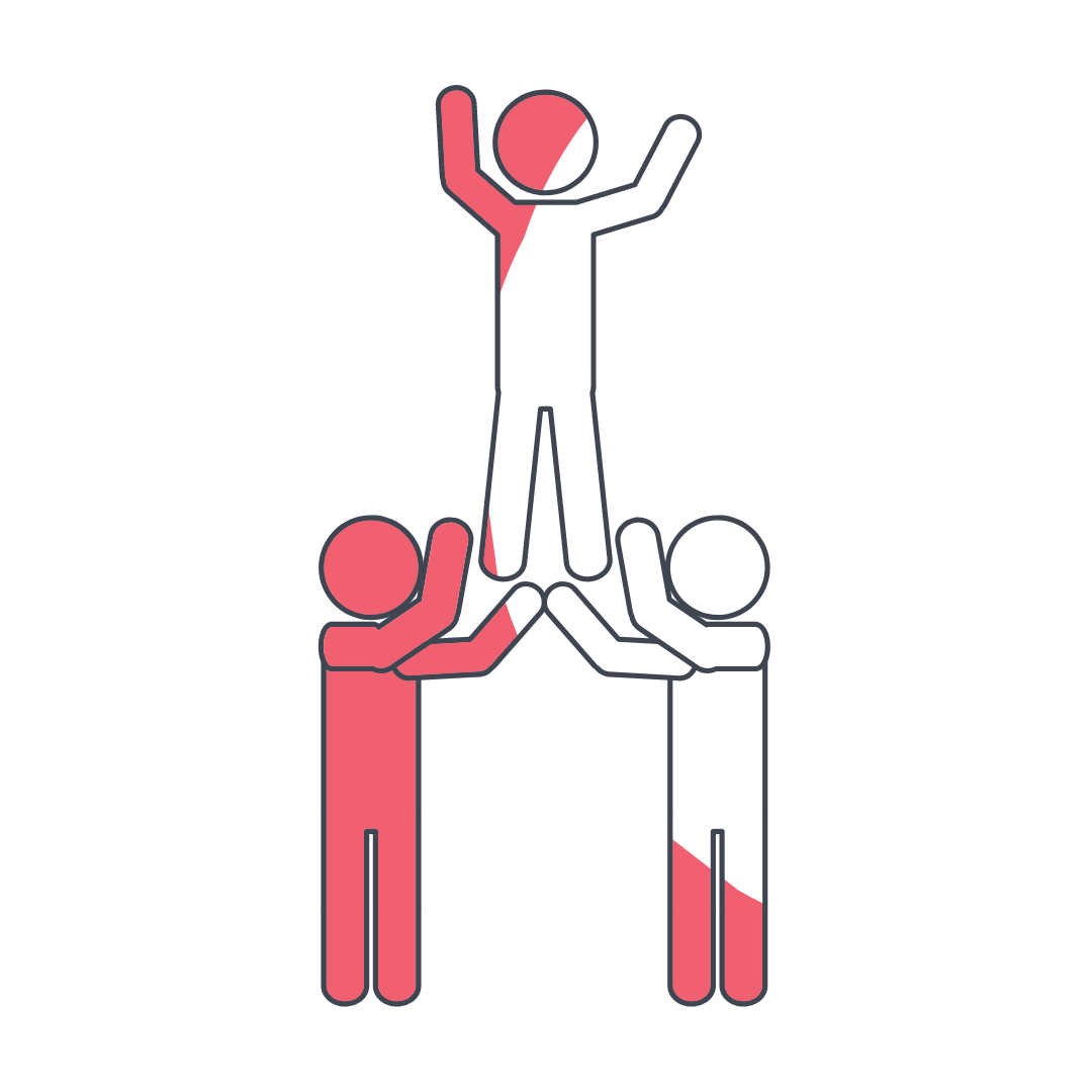 Partner with our model - We have a scalable model for mentorship and can't wait to share it.