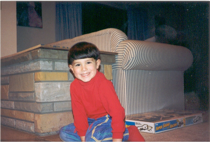 Dillon when we lived in West Virginia.