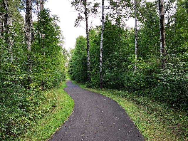 A spot along the bike path…