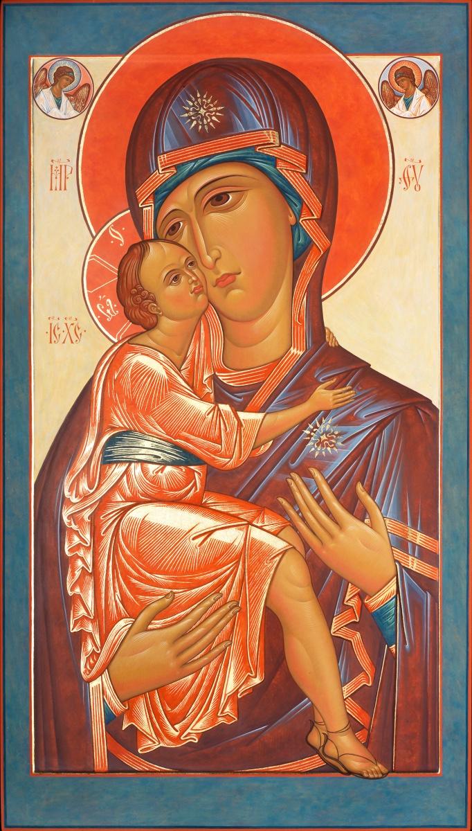 Mother of God of Belozersk