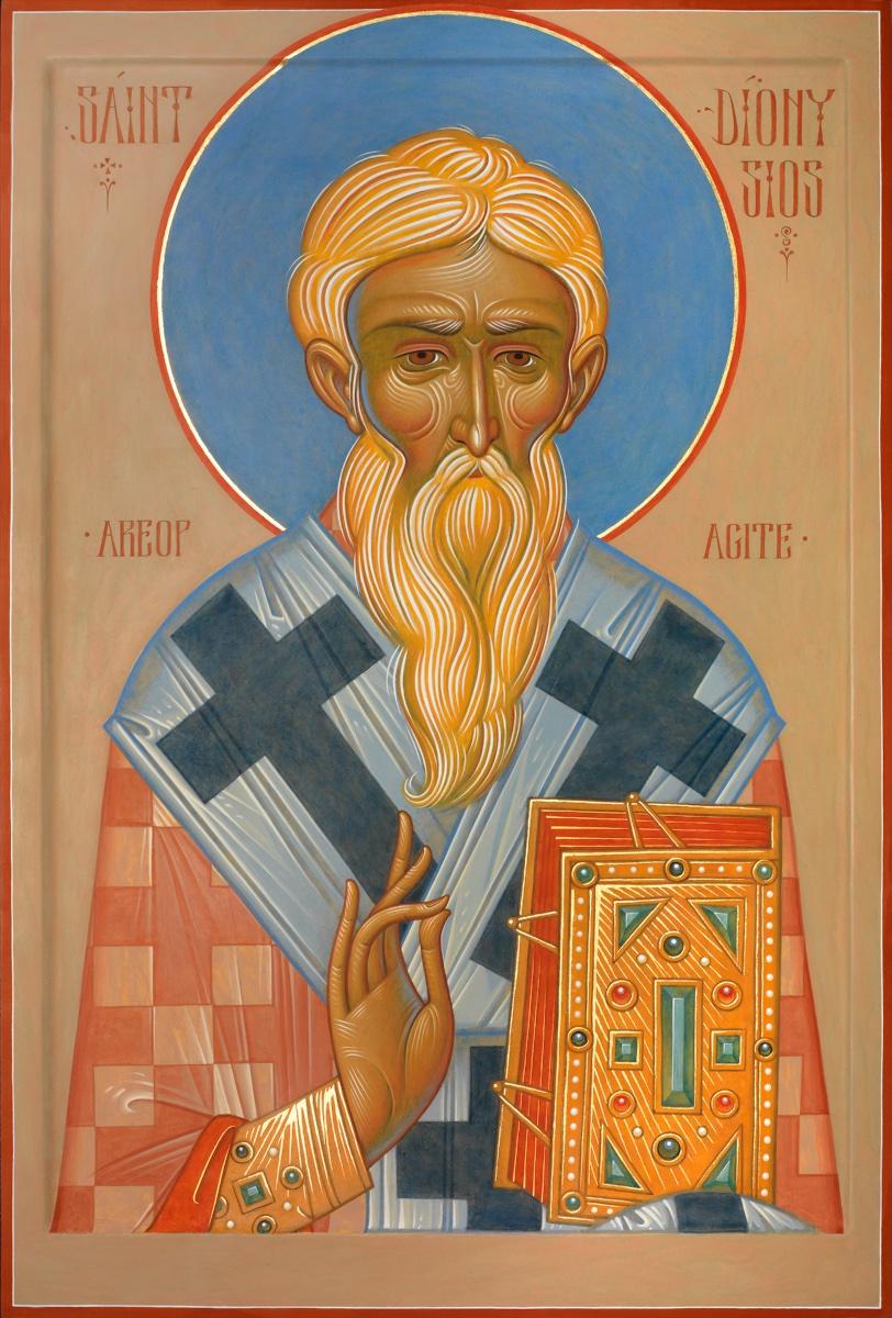St. Dionysios the Areopagite