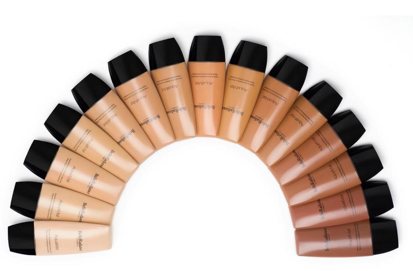 Build brand identity for make-up brand