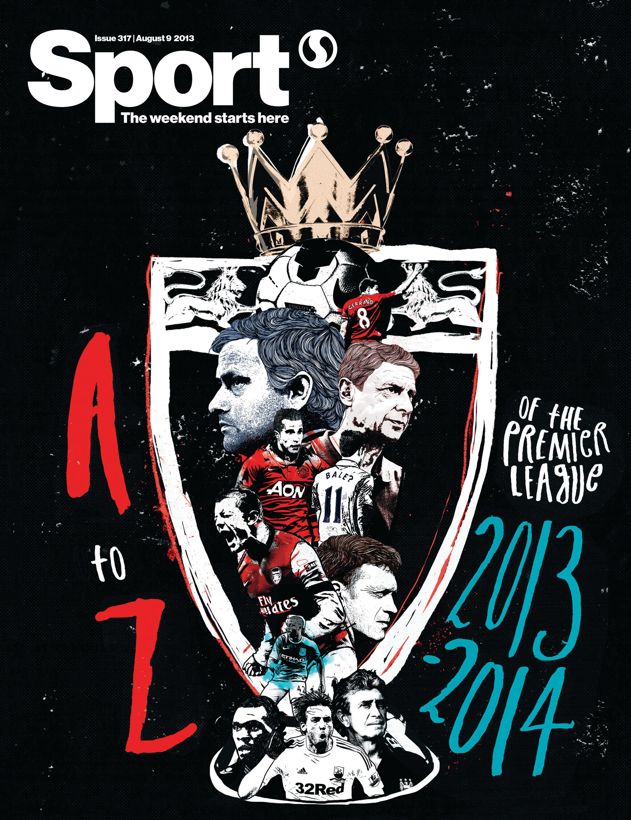 Sport Magazine A-Z of the Premier League