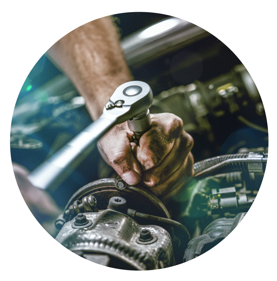 Hand-turning-wrench-under-hood-of-car-for-Lifestyle-Health-Plans-promo.png