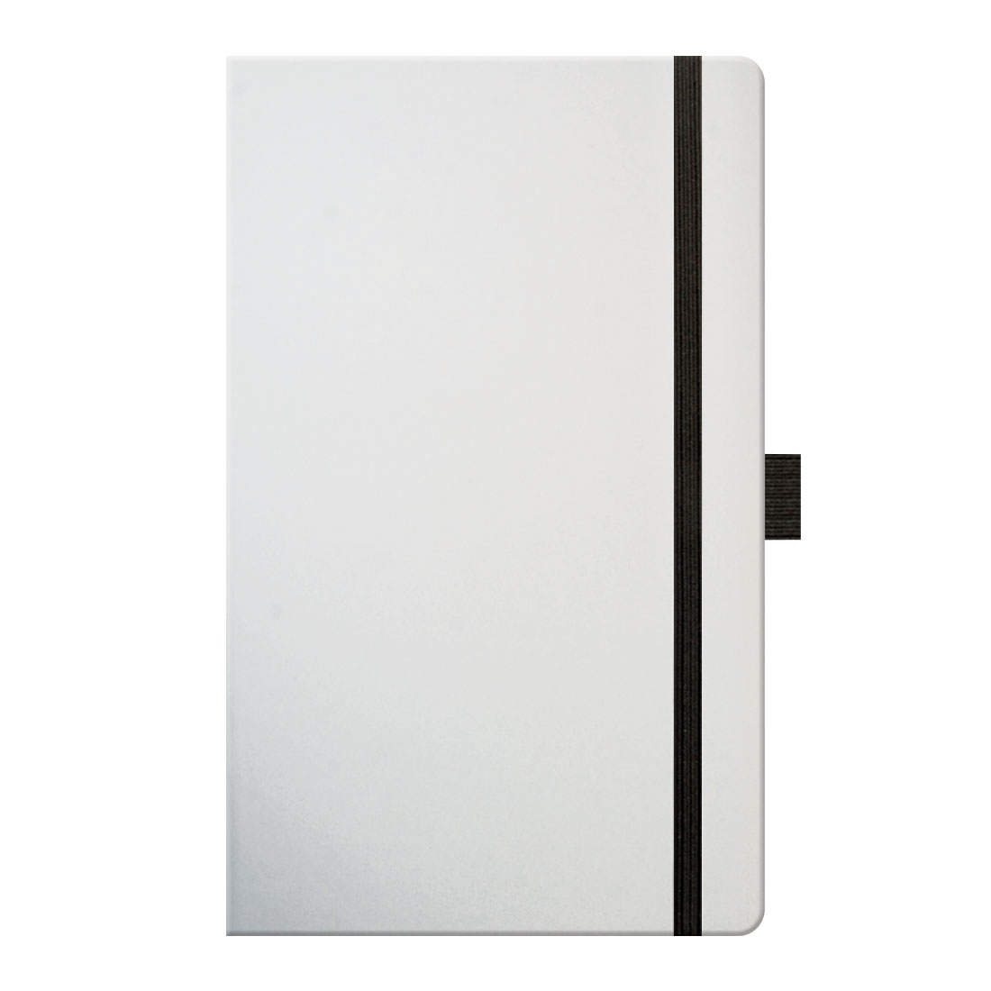 White (Black Strap) 016B