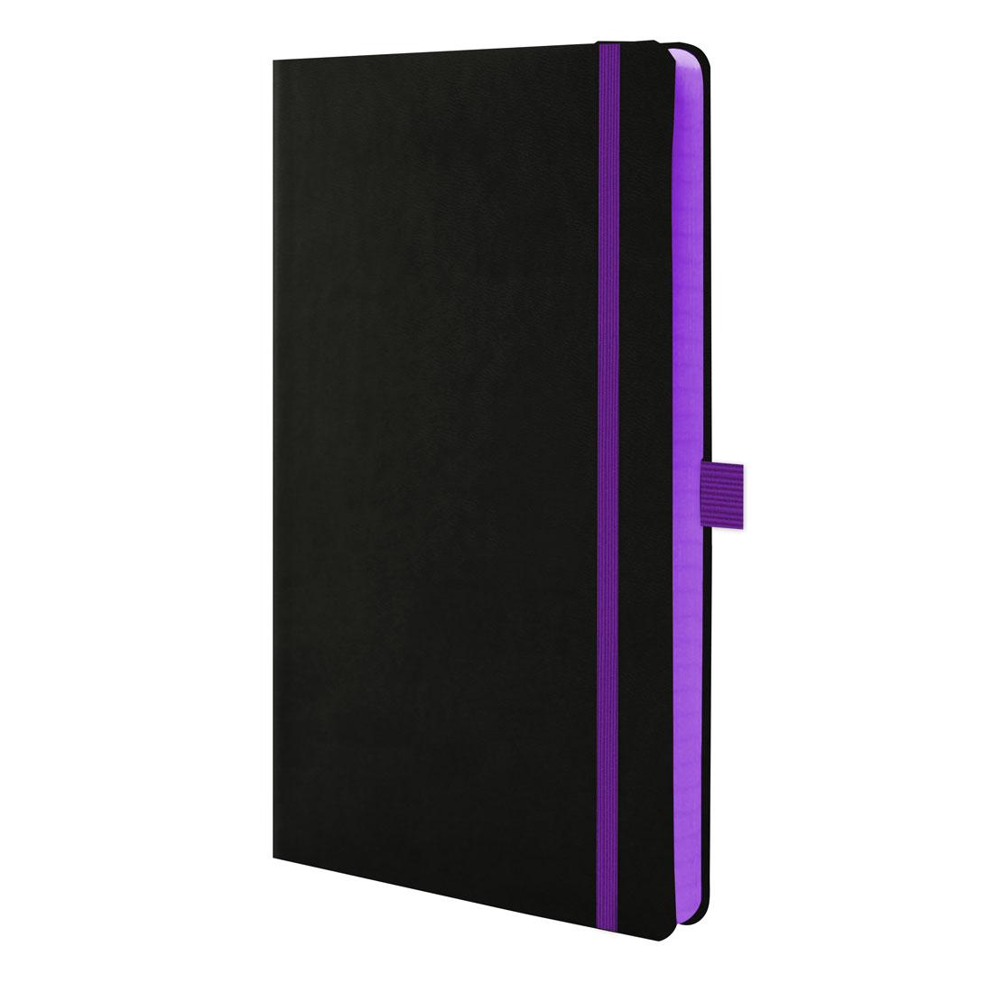Black/Purple 007