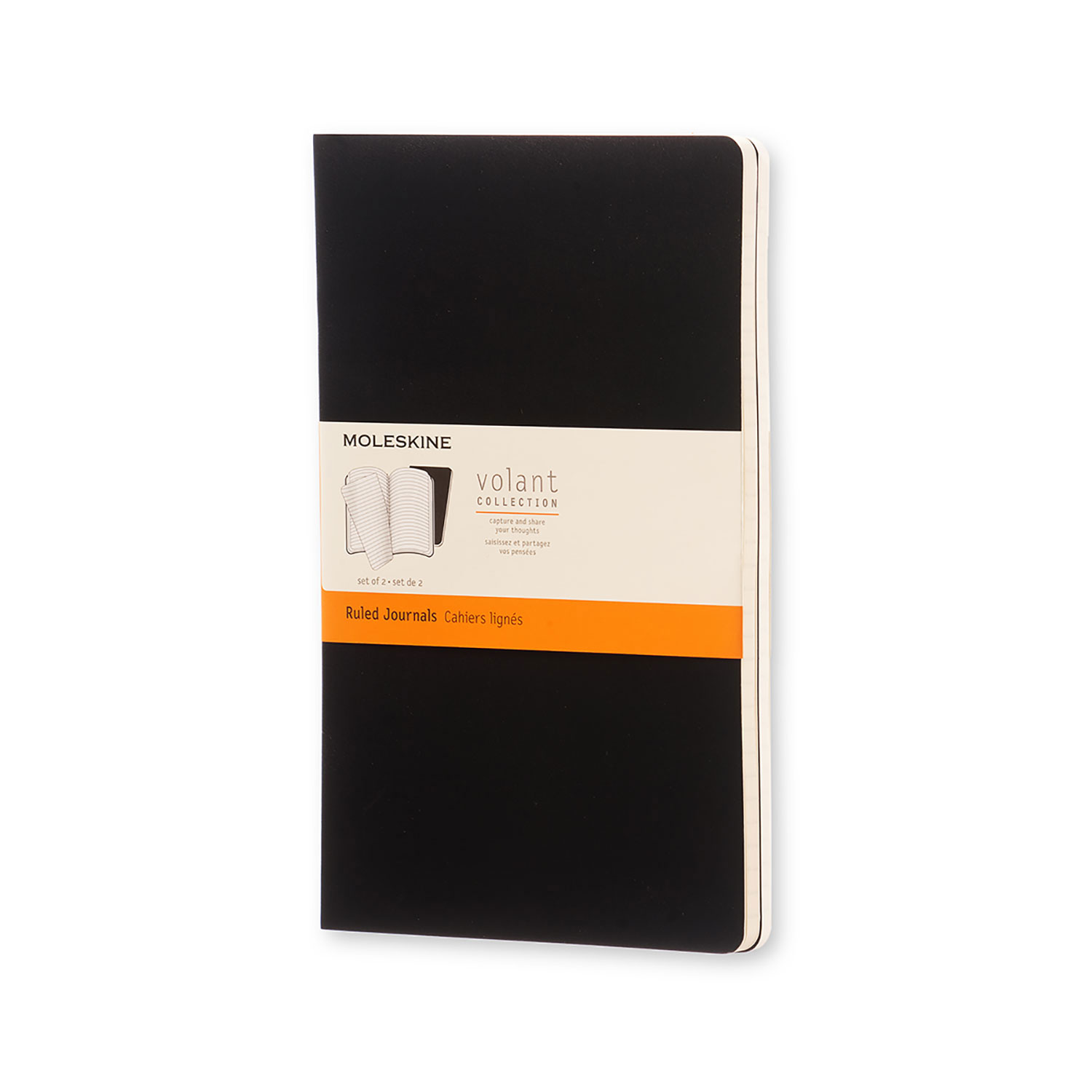 Branded Moleskine Notebooks - Volant