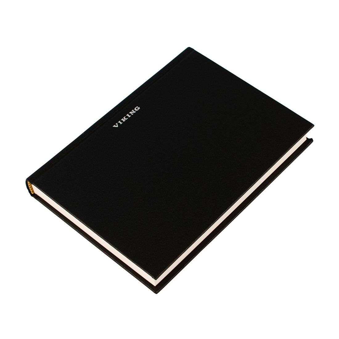 Viking 158 notebook in black