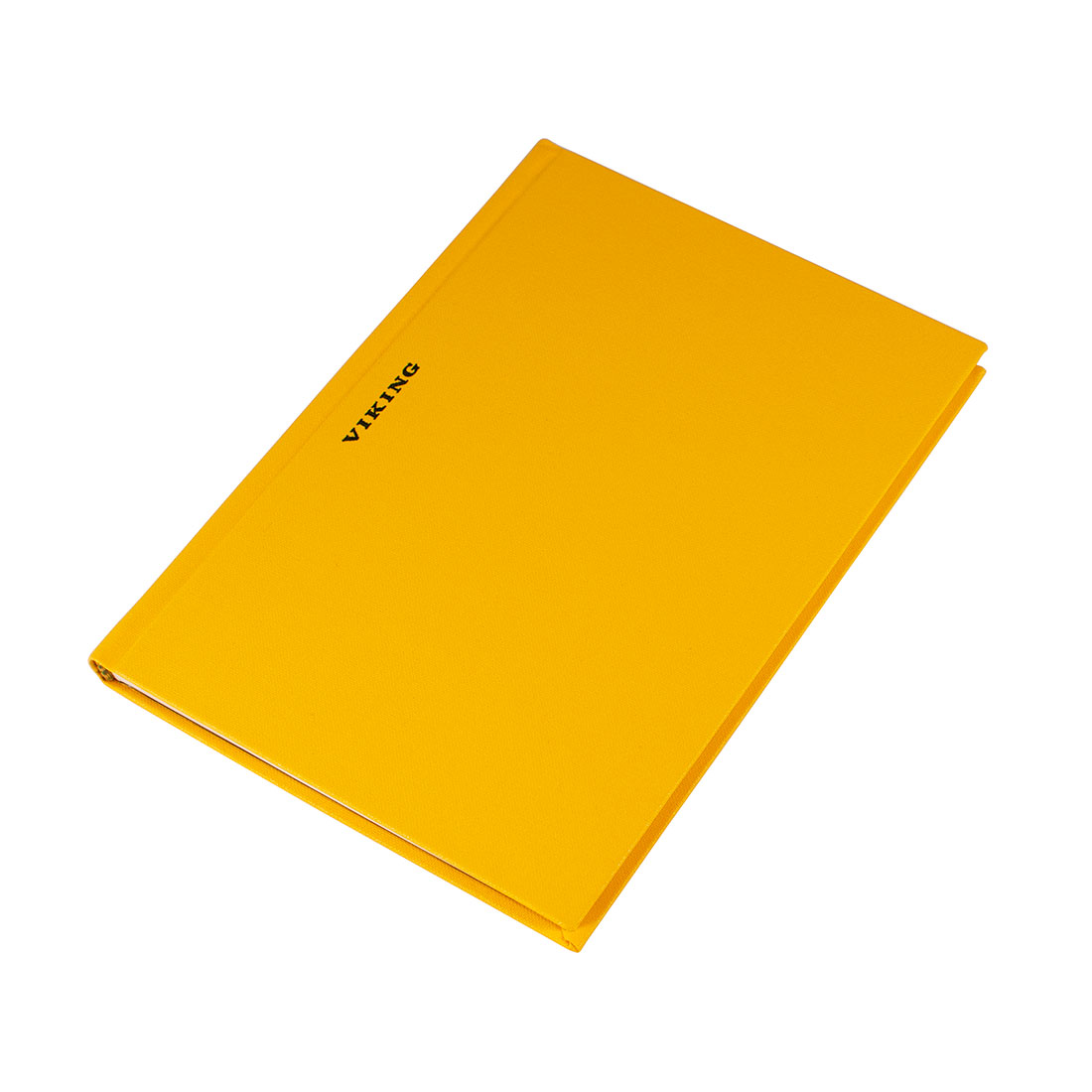 Viking 105 notebook in yellow