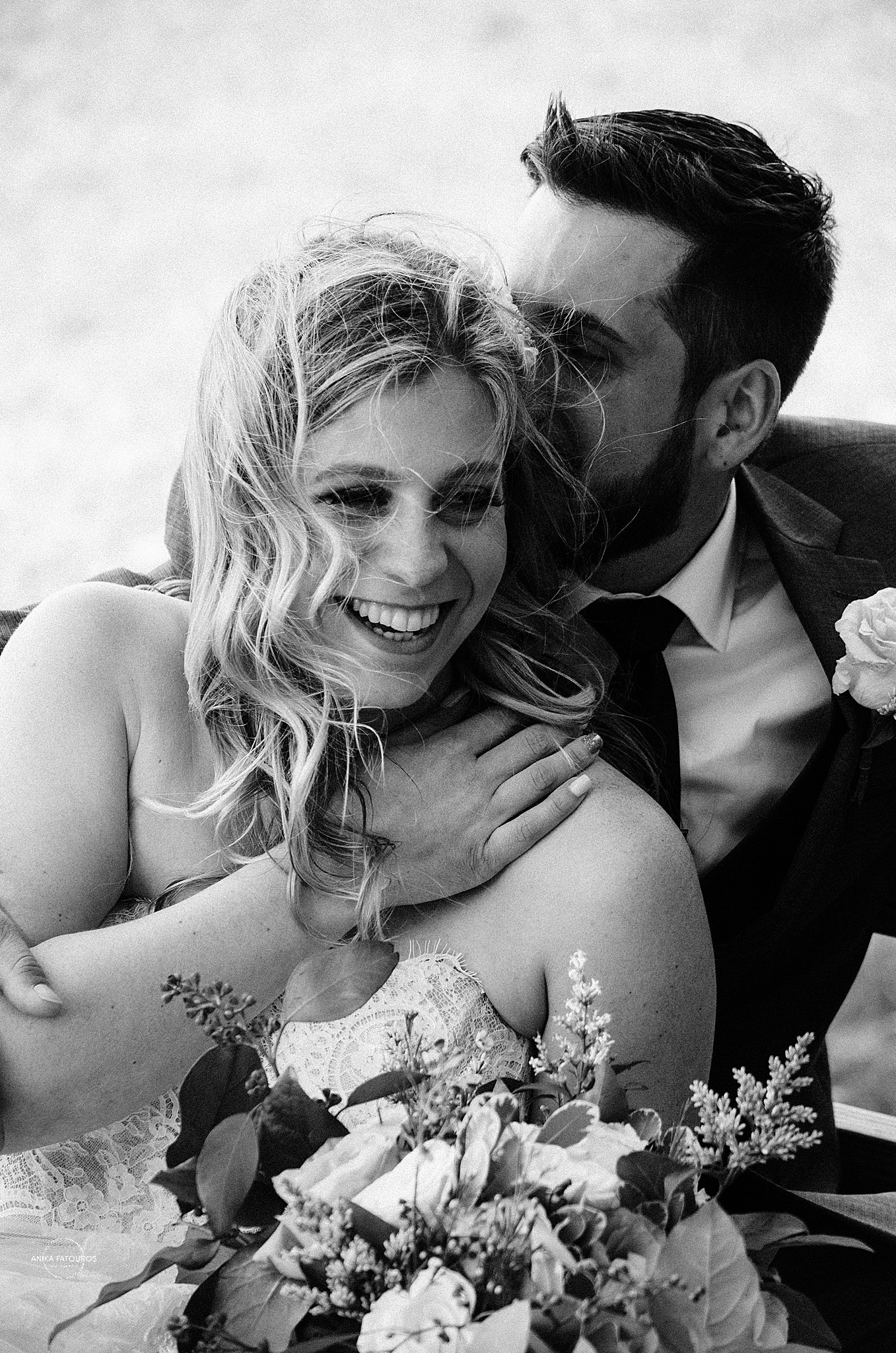 Anika Fatouros Photography - Laughter, Tears, and Joy are just some of the emotions you will express on your weddings day. Don't miss a moment, let us capture it all and tell story of your wedding day.