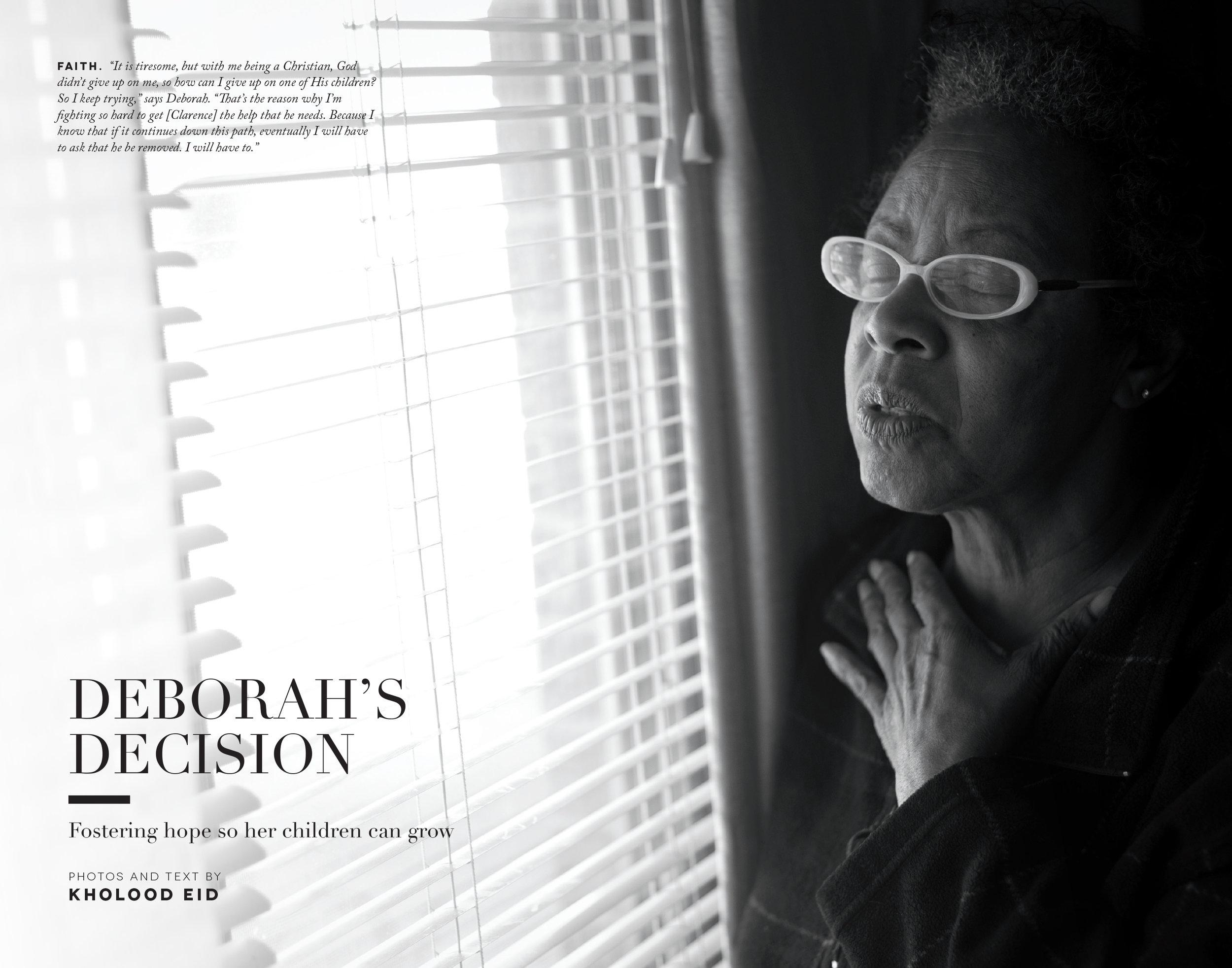 Deborah's Decision