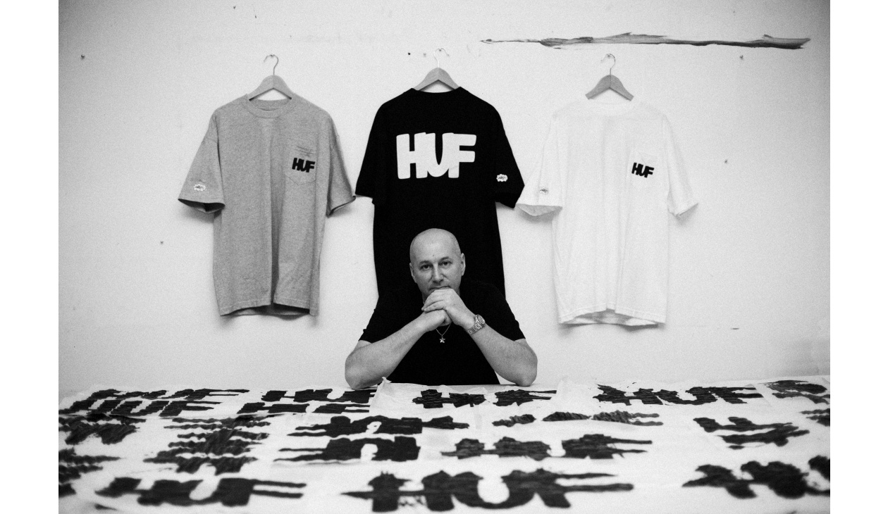 Image courtesy of  HUF Official website .