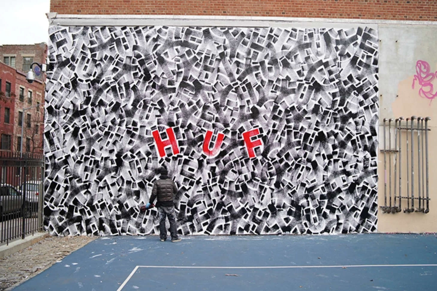 Image courtesy of  HUF Official website.