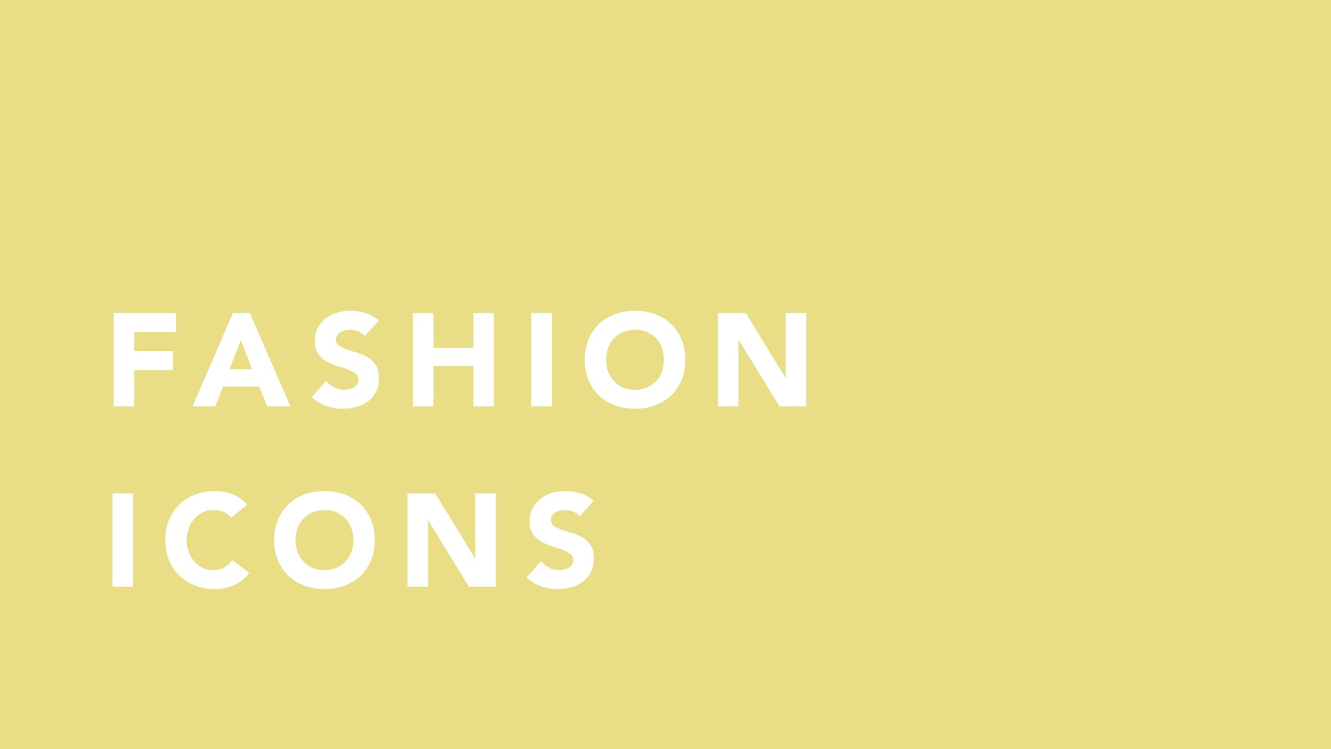 SIMPL 30 - FASHION -