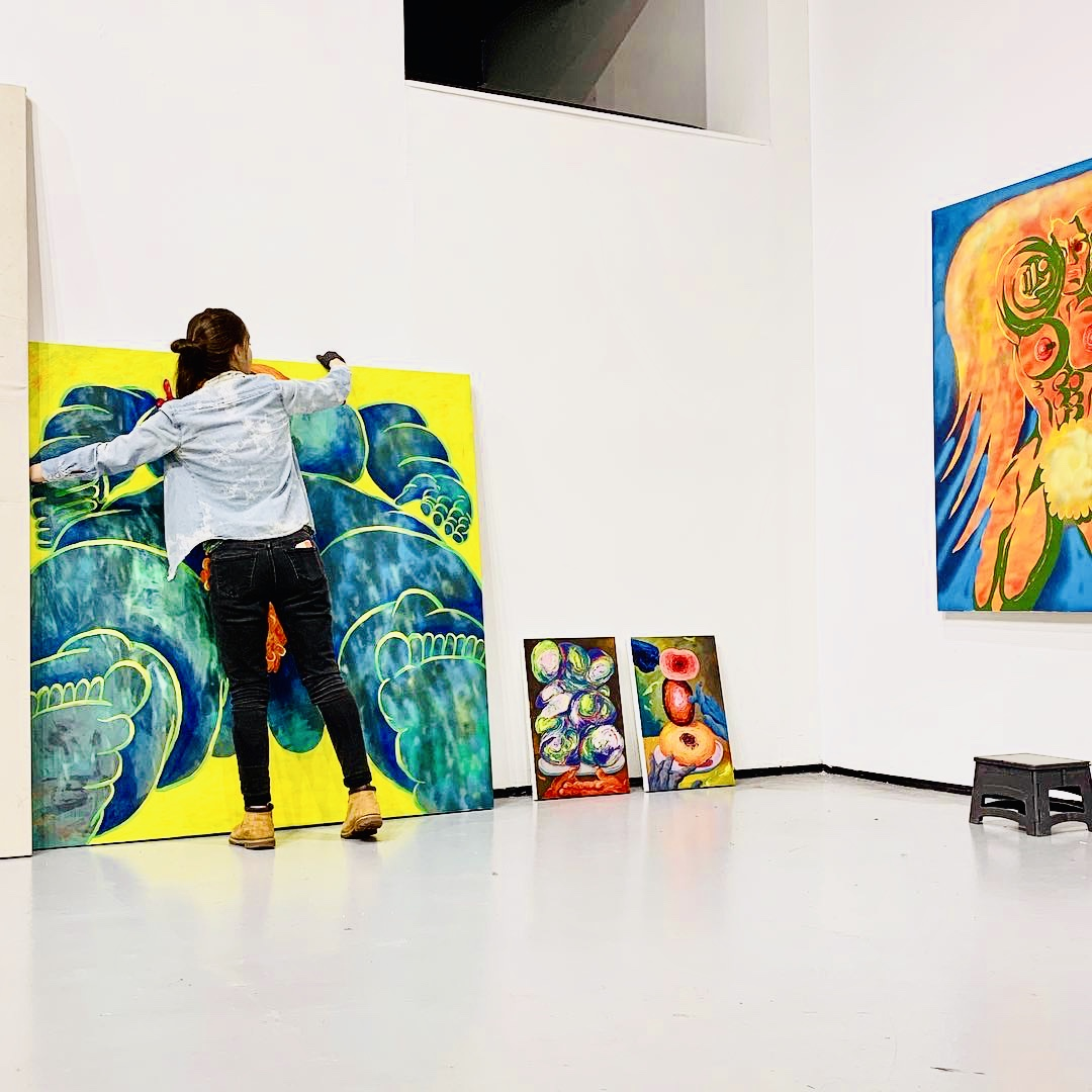 Image courtesy of  Ana Benaroya studio .