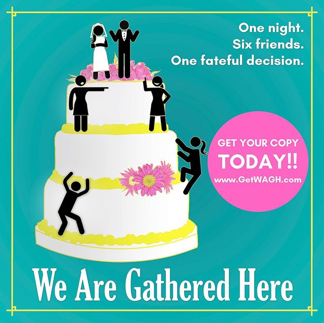 It's heeeere!! Head over to www.GetWAGH.com today to get your copy of We Are Gathered Here! . . #comedy #romcom #film #indiefilm #wedding #wearegatheredhere #waghfilm #bisbybros #bisbylyeverafter
