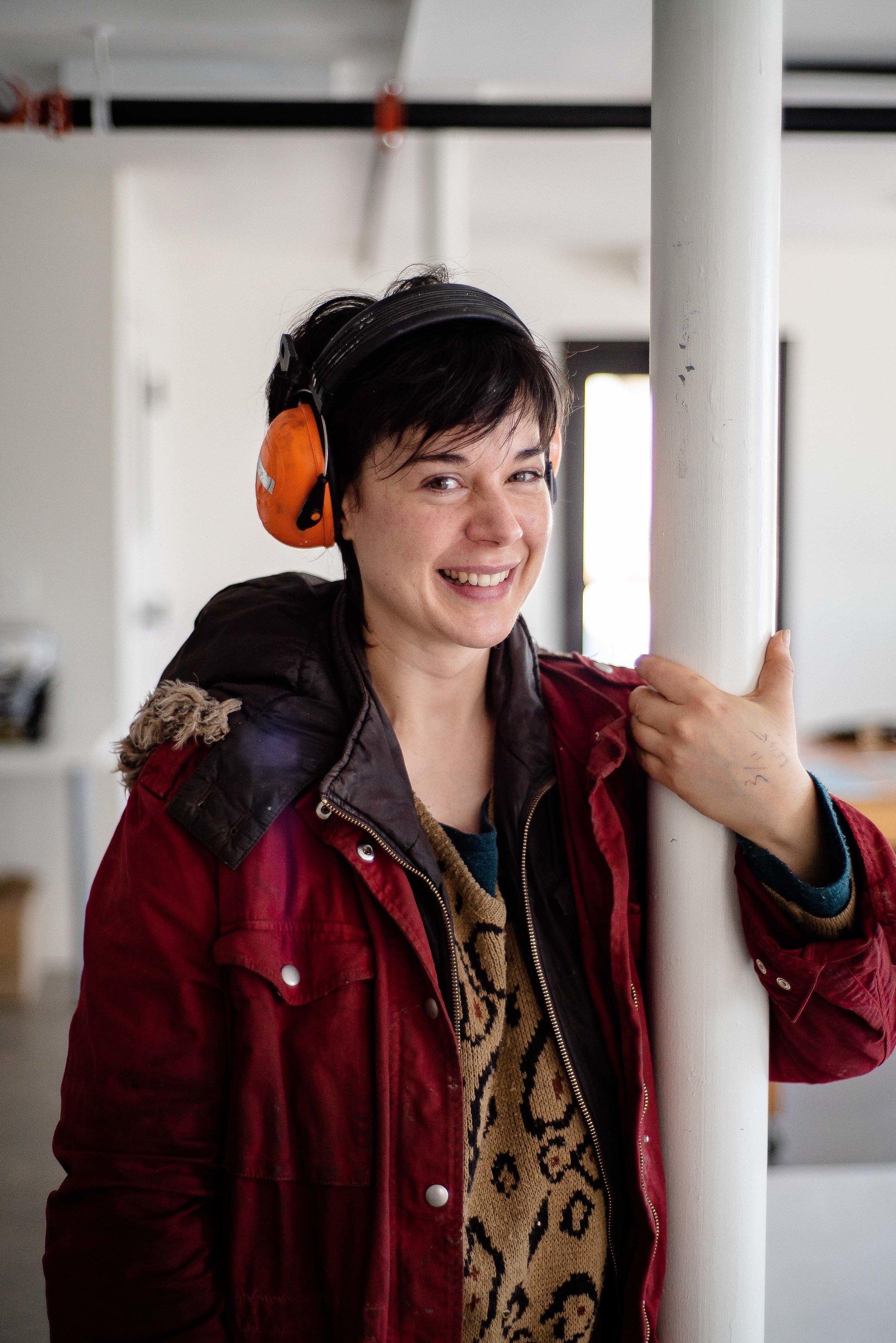 Emily Cornell du Houx  | Photo: Chris Battaglia