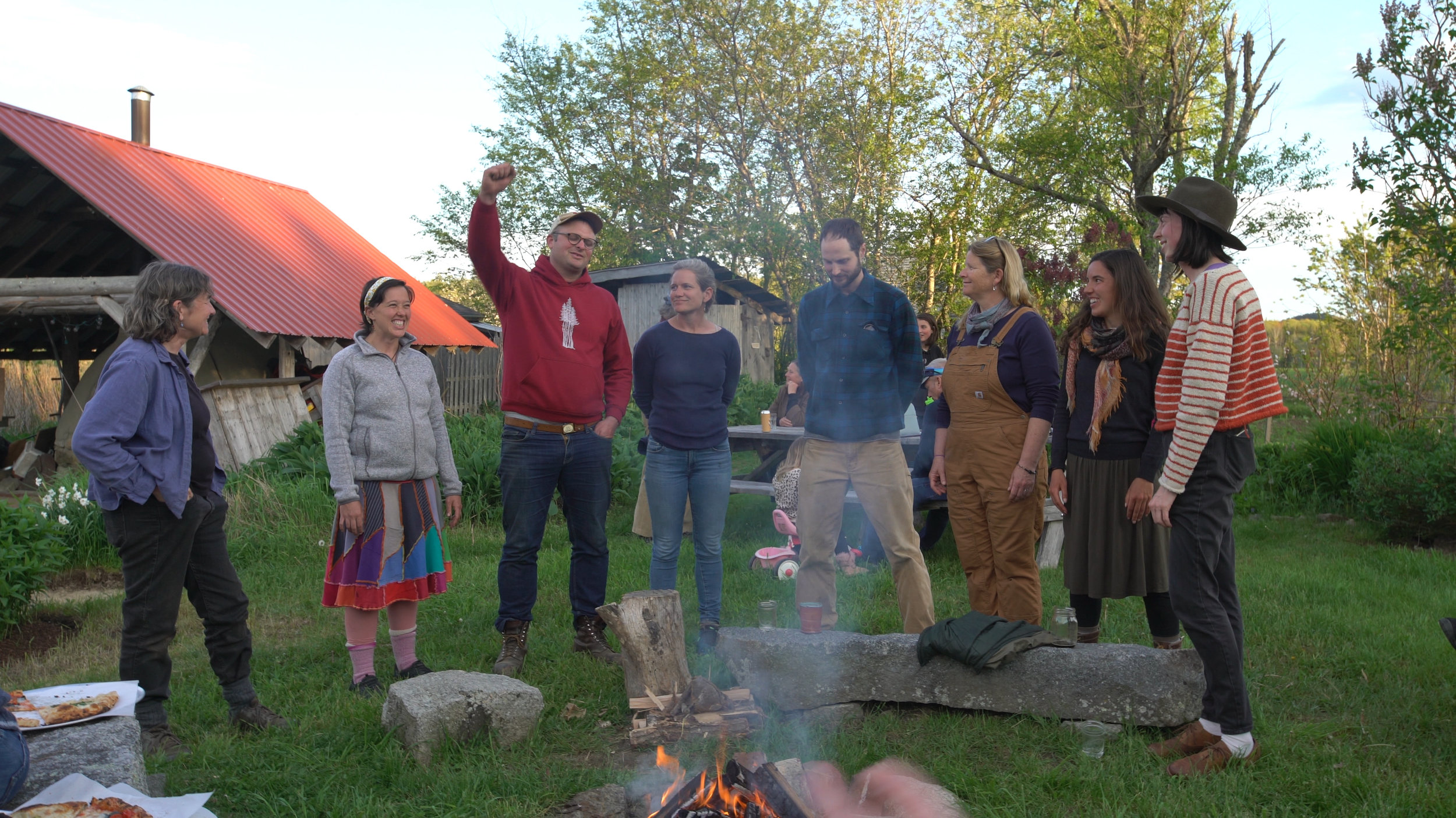 The Community Worksongs Chorus will lead a workshop on Traditional Voyageur Paddling Songs following the 1pm Dance Performance.