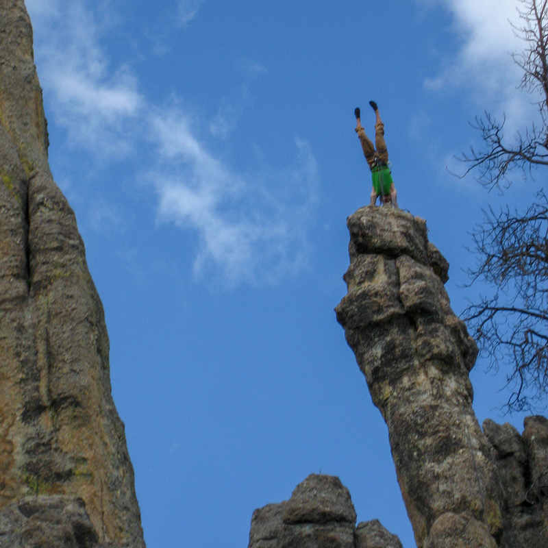 climbing-custer-state-park-willow-springs-cabins-black-hills-rapid-city-south-dakota