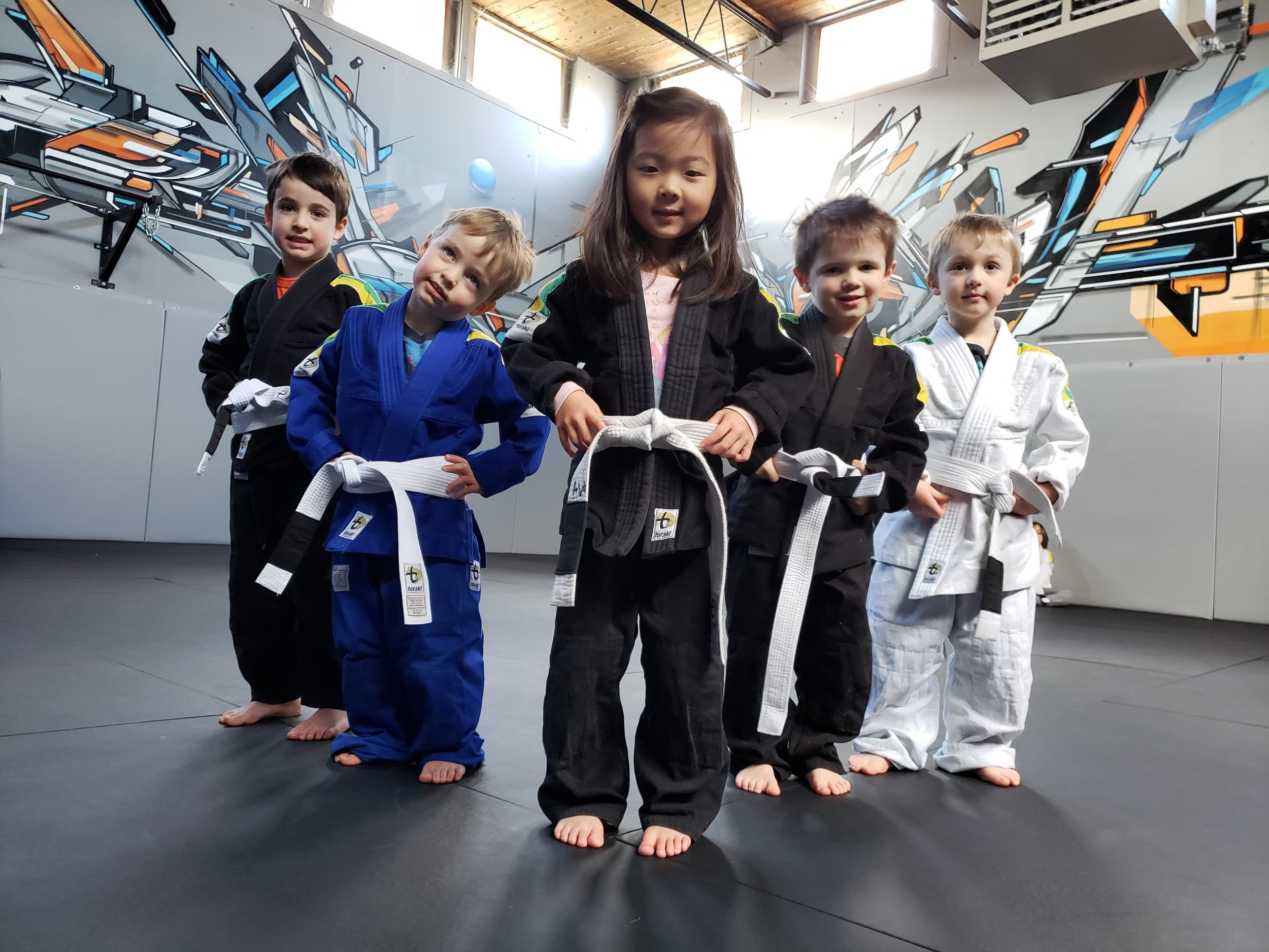 kids-toronto-bjj-leaside-class-team