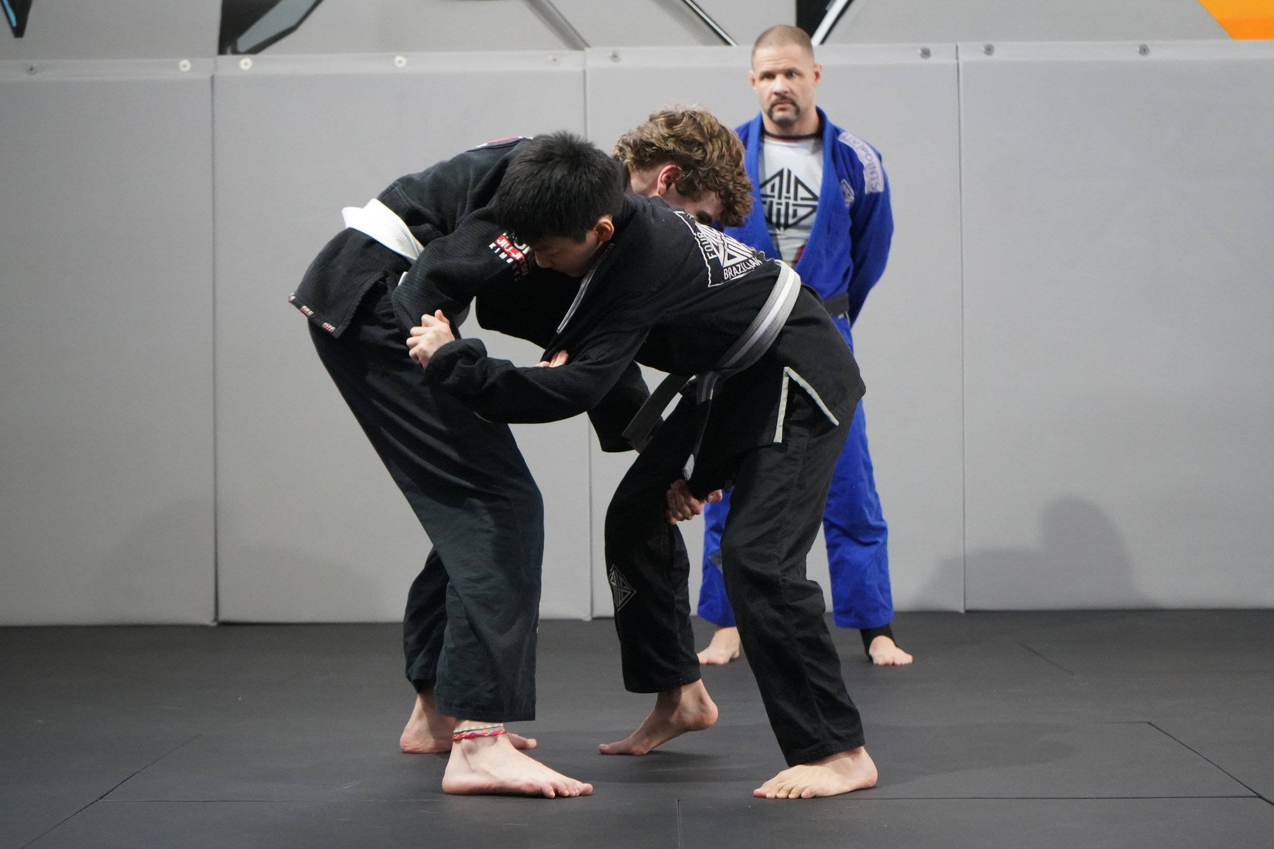 empowerment - In BJJ, mind and body are constantly challenged by obstacles among with resources to conquer them all. By being in full control of all; mind, body and attitude towards barriers, our students become more confident in the pursuit of their goals. We reinforce this transferring to all aspects of their lives.