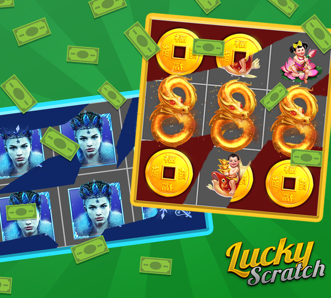 Play for free - Play scratcher games for a chance to win real money and rewards. New scratch cards are available every hour!