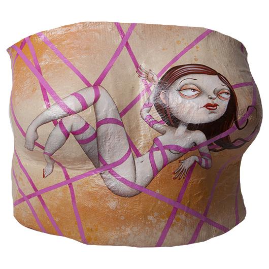 ARTIST: C BIELICKI | CASTEE: PANDORA DECOSTER