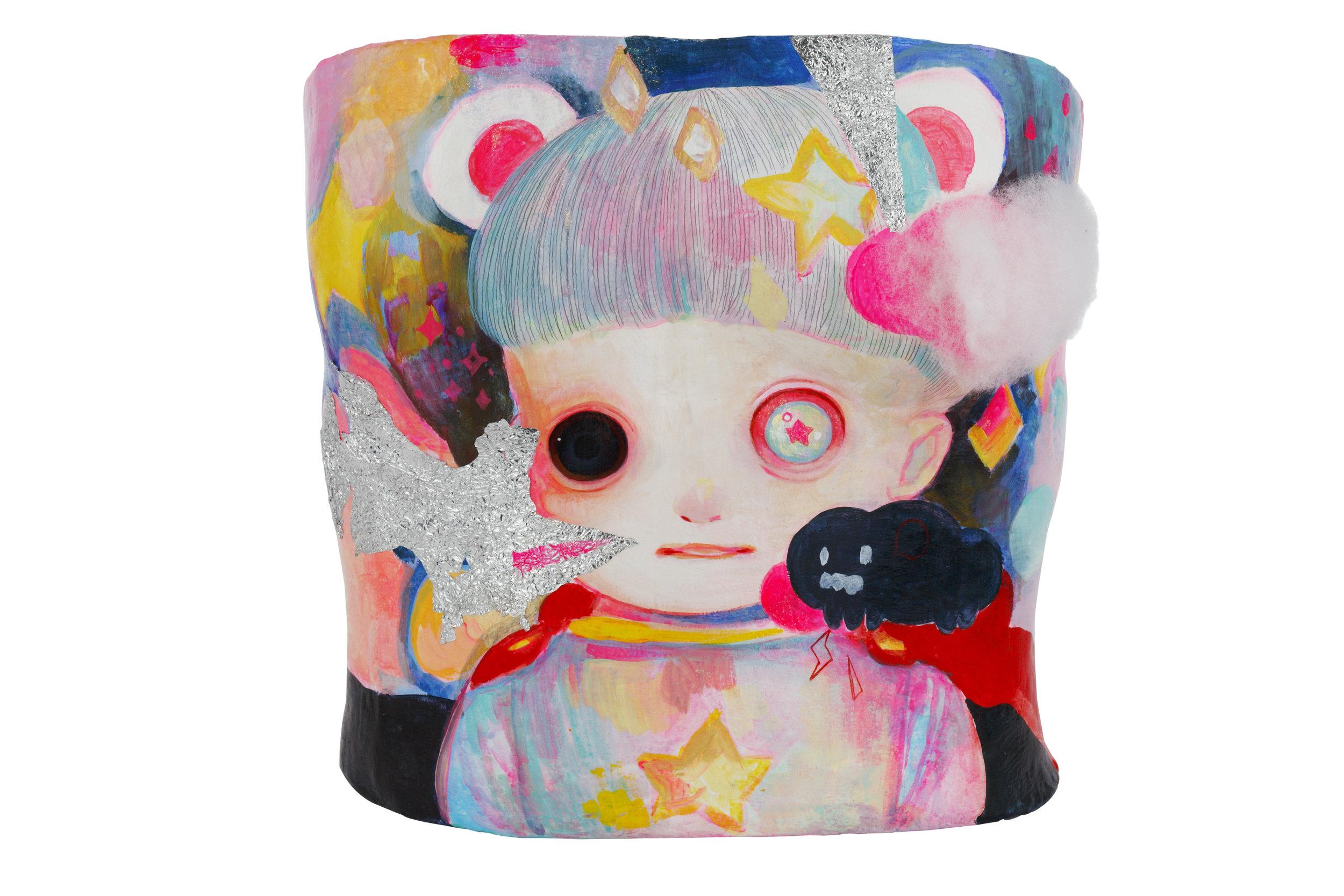 ARTIST: HIKARI SHIMODA | CASTEE: AKI KANEKO