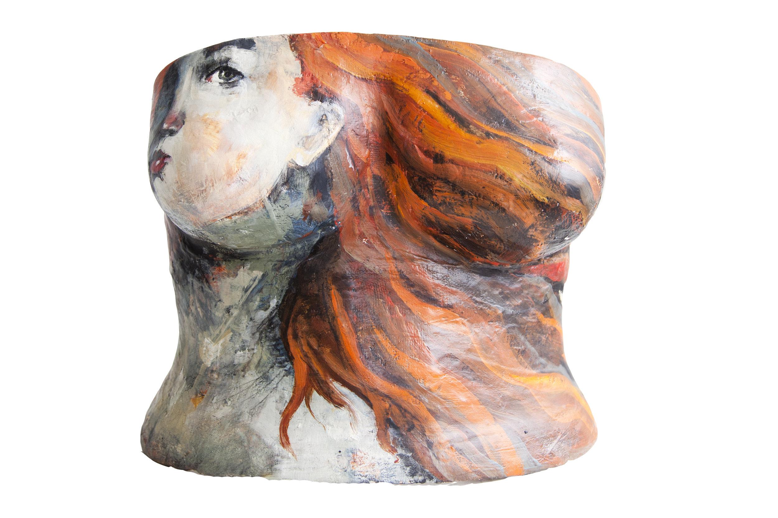 ARTIST: CATHERINE EDLINGER-KUNZE | CASTEE: ERIN PICON