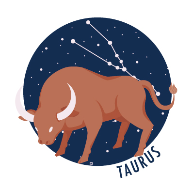 Taurus - Tend to your spiritual side this month, dear Taurus. The New Moon on April 5th is the perfect time to tune into what your soul is trying to tell you, so take a ritual bath and connect with your emotions. You're about to begin an entirely new cycle, so take stock of what the old one taught you.