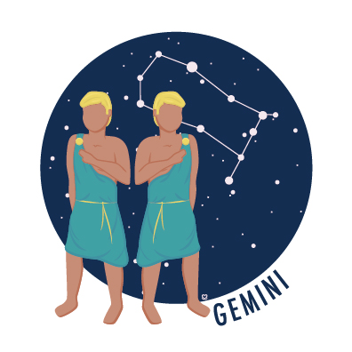 Gemini - Mars will spend this month in your sign dear Gemini, so take this as an opportunity to literally and figuratively flex your muscles. Weight training tones and creates lean muscle, helping you to lose weight and lower your risk of diabetes. It even guards against osteoporosis, so grab some hand weights and grow your strength!