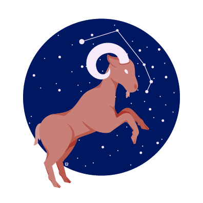 Aries - You may find yourself cleaning up your social calendar this month, dear Aries, and there's no need to feel guilty about it. Not all relationships are meant to last forever, and it's important to surround yourself with uplifting and positive connections as you approach the beginning of Aries season. Having supportive intimate friendships and partners is imperative for your mental, physical and emotional health.