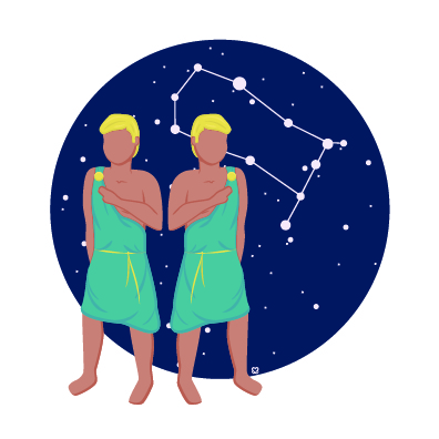 Gemini - The new moon on March 6th might leave you feeling a little raw, Gemini. This isn't a get down and party night, but more of a wrap yourself in a blanket and practice some serious self-care kind of evening. Skip bustling crowds and take a hike in the woods or plan a trip to a natural spa to take advantage of this New Moon's healing powers.