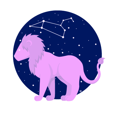 Leo - Happy birthday, dear Leo! This is the perfect month to kickstart new intentions and give yourself some much-needed pampering. With so many planets in your sign at the beginning of the month, use the new moon to meditate and give birth to new ideas. Try creating a vision board to focus your manifestations!